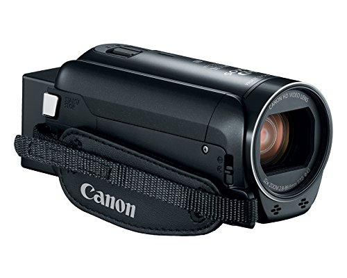 Canon - Vixia Hf R82 32gb Hd Flash Memory Camcorder - Black