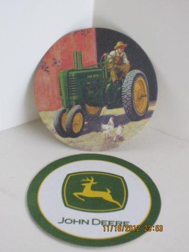 John Deere Coasters - John Deere Reversible 3.5