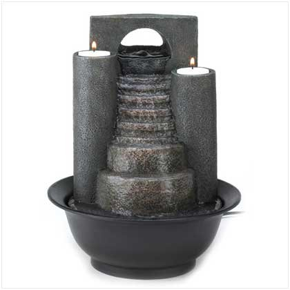 Gifts Decor Eternal Steps Decorative Water Fountain