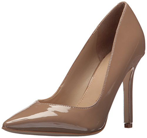 Picture of Guess Women's BECOOL Pump, Taupe, 8 Medium US