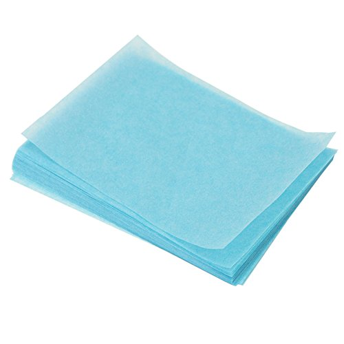 4X Pack Blotting Paper Papier Oil Öl Control Film Tücher 9X6cm Make-up Neuware