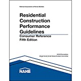 Residential Construction Performance Guidelines, Fifth Edition, Consumer Reference (Pack of 10)