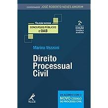 Direito Processual Civil (Coleção Sucesso Concursos Públicos e OAB Livro 9) (Portuguese Edition)