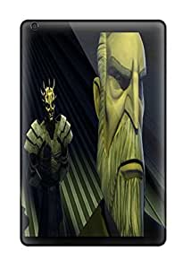 Durable Case For The Ipad Mini/mini 2- Eco-friendly Retail Packaging(star Wars Clone Wars )