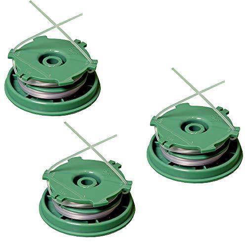 Ikra 73500300 - 3 bobinas de repuesto (Da-Lite F11) Juego de 3 de ...