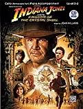 Alfred 00-31788 Indiana Jones and the Kingdom of the Crystal Skull Instrumental Solos for Strings