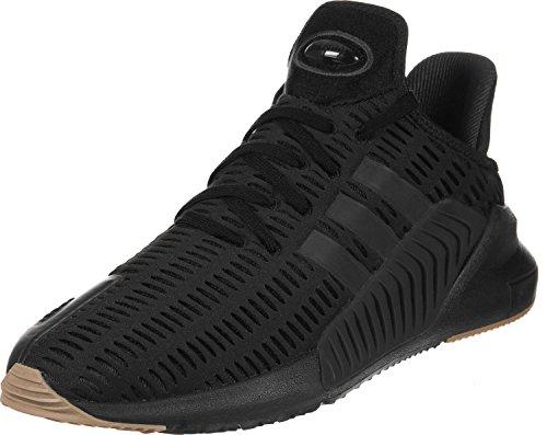 adidas Climacool 02/17, Scarpe da Fitness Uomo Nero (Negbas/Carbon/Gum416 000)