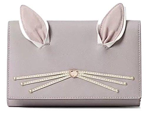 Kate Spade New York Hop To It Rabbit Winni Leather Crossbody