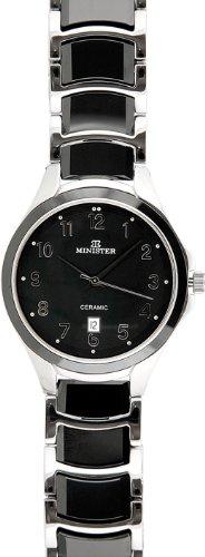 Minister Ceramica-8629 Reloj Unisex de pulsera