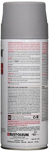 020066208189 - Rust-Oleum 2081830 Stops Rust Spray Paint, 12-Ounce, Flat Light Gray Auto Primer carousel main 1