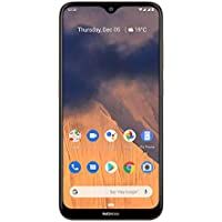 "NOKIA 2.3 Android Smartphone Dual SIM, 2GB RAM, 32 GB Memory, 6.2"" HD+ screen, Face Unlock - Charcoal"