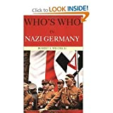 Routledge Who's Who in Nazi Germany, Robert S. Wistrich, 0415127238