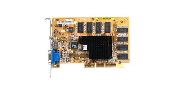 Amazon.com: ASUS v7100pro/Pure/64 M/se NVIDIA GeForce2 MX ...