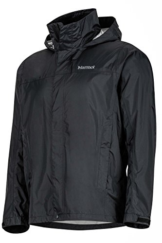 Marmot Men's PreCip  Jacket Black MD