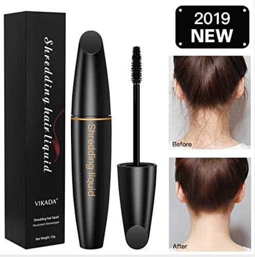 MIUSSAA Hair Feel Finishing Stick Shaping Small Broken Hair Style Shape Gel Cream Moisturizing Shedding Hair Liquid Kids, Woman, Man