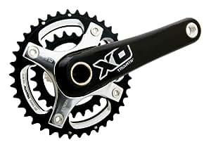 Truvativ X.0 GXP 2.2 10-Speed 175 42-28T Crankset (Black)