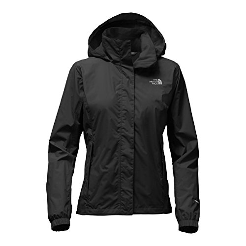 The North Face Women's Resolve 2 Jacket TNF Black - XXL (Waterproof Layer Two Jacket)