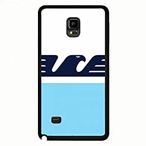 The Fc Club Of Societ¨¤ Sportiva Lazio Spa Cover Hard Plastic Phone Case For Samsung Galaxy Note 4