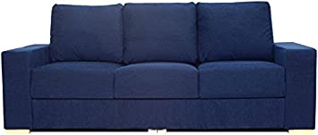 Ato Three Seat Sofa Next Day Delivery Jubilee Midnight Amazon