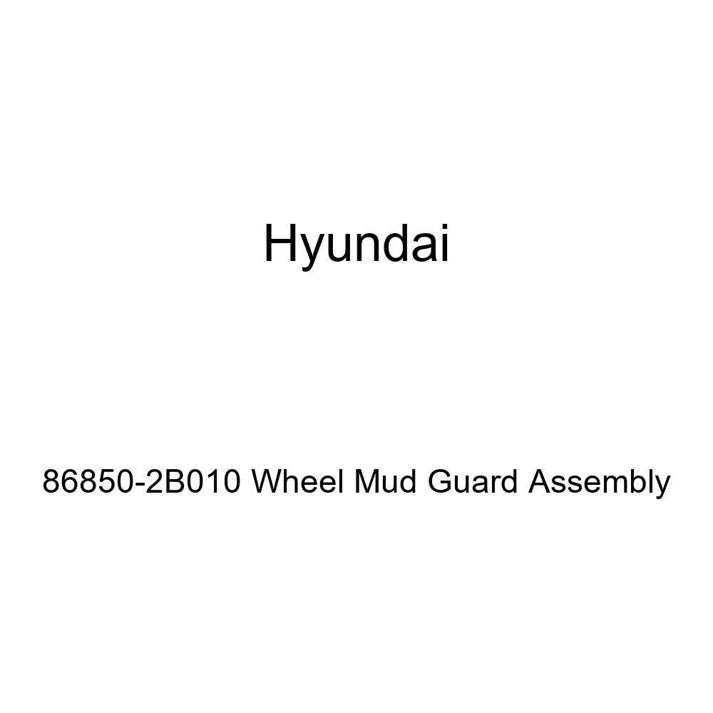 Genuine Hyundai 86850-2B010 Wheel Mud Guard Assembly
