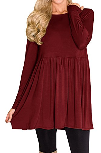a line babydoll dress - 3