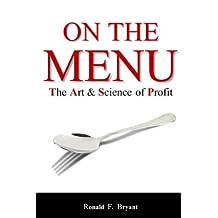 On the Menu (The Restaurant Secret Formula Book 2)