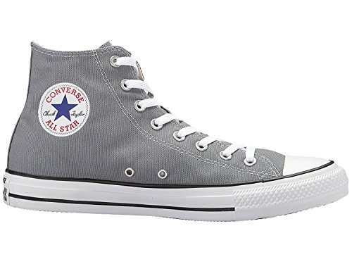 Converse Mens Chuck Taylor All Star High Top Cool Grijs