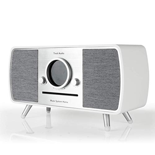 Tivoli Audio Music System Home in White (Best Music System In The World)