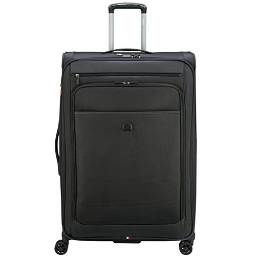 Delsey Paris Pilot 4.0 29-Inch Exp. Spinner Suiter (Black)