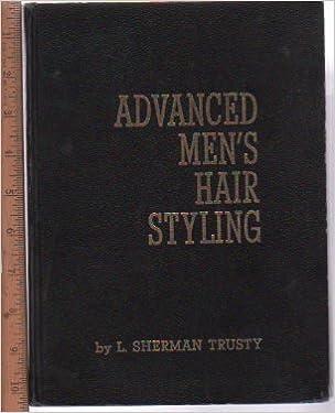Online-Lehrbücher herunterladen Advanced men's hair styling PDF