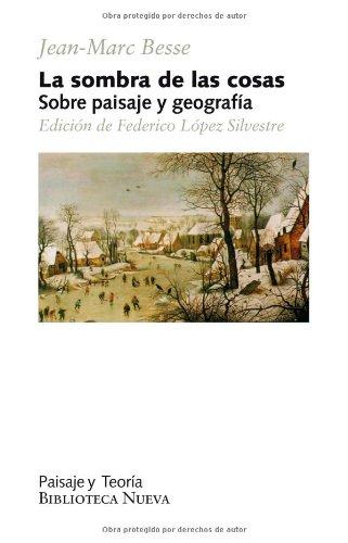 Descargar Libro La Sombra De Las Cosas. Sobre Paisaje Y Geografía Jean-marc Besse