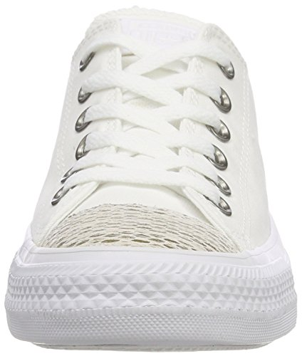 Mode Baskets Converse Femme Star All Blanc Ox 6qX0wwU84I