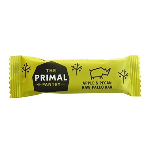 (6 PACK) - Primal Apple & Pecan Paleo Bars | 45 x 18g x | 6 PACK - SUPER SAVER - SAVE MONEY by Primal Kitchen