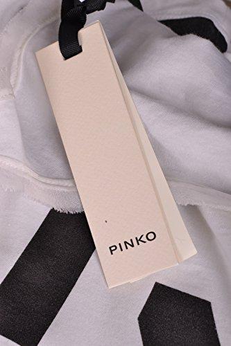 Pinko Mujer MCBI242056O Blanco Algodon Top