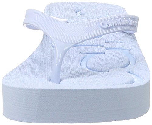 Calvin Jeans Tamber Blue Jelly Toe Separators Women's Chc Klein t7rqw7