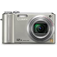 Panasonic Lumix DMC-ZS1 10MP Digital Camera with 12x Wide Angle MEGA Optical Image Stabilized Zoom and 2.7 inch LCD (Silver) Review Review Image
