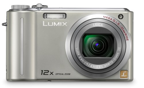 Panasonic DMC ZS1 Digital Stabilized Silver