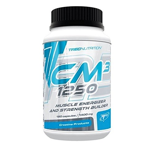 Trec Nutrition Cm3 1250 90 caps -- Creatine Tablets for MASS / WEIGHT GAIN...