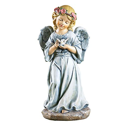 - Collections Etc Sweet Angel Garden Figurine