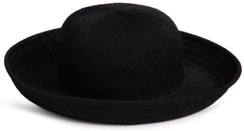 scala-womens-big-brim-lightweight-hat-black-one-size