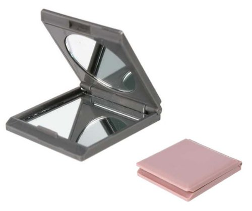 Compact Pocket Magnifying Makeup Mirror (Pocket Mirror Purse)