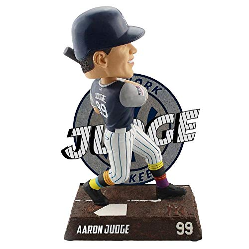 (MLB Nickname Bobbleheads Aaron Judge #99 (New York Yankees) by)