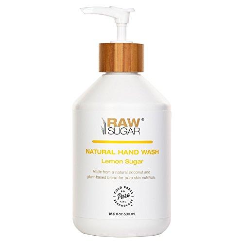 Raw Sugar Lemon Sugar Natural Hand Wash - 16.9oz ()