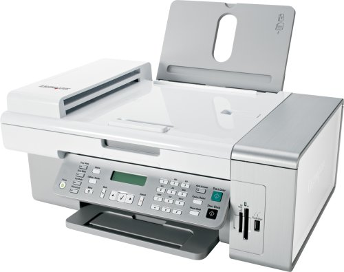 X5470 Multifunction Printer - Lexmark X5470 Color All-in-One and Photo Features with USB Cable