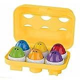 Kidoozie G02414 Peek N Peep Eggs - Mentally Stimulating Early Development Toy