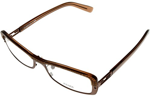 Fendi Prescription Eyeglasses Frame Womens F728R 210 Brown