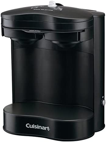 WCM11 2-Cup Coffee Maker Black Finish