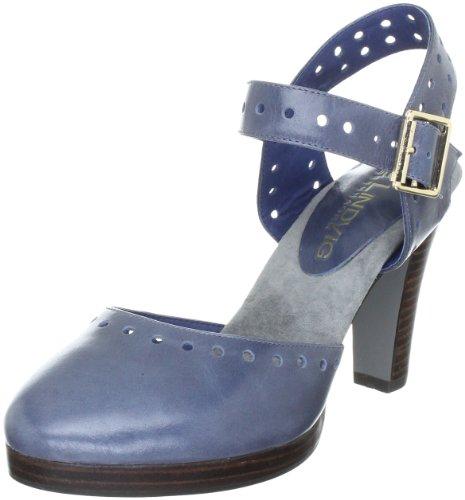 Lise Lindvig PIPPA 121186 Damen Pumps Blau (Blue)