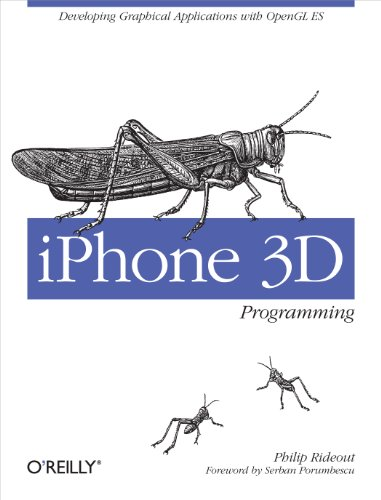 iPhone 3D Programming: Developing Graphical Applications with OpenGL ES (Programming 3d Applications)