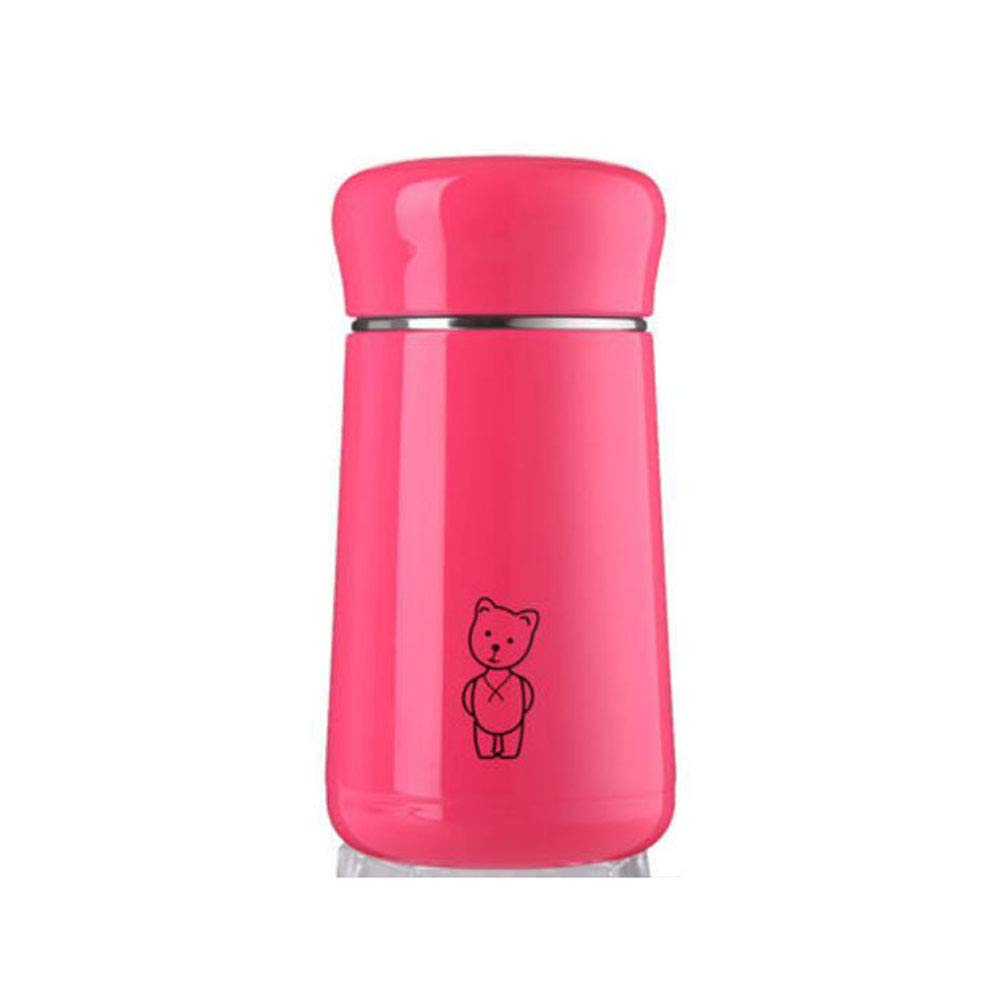 F & H FH Thermosbecher Portable Mini 304 Edelstahl Cup für Kinder